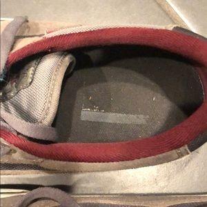 Vans Shoes - Vans pro skate gray black size 11 men's shoes